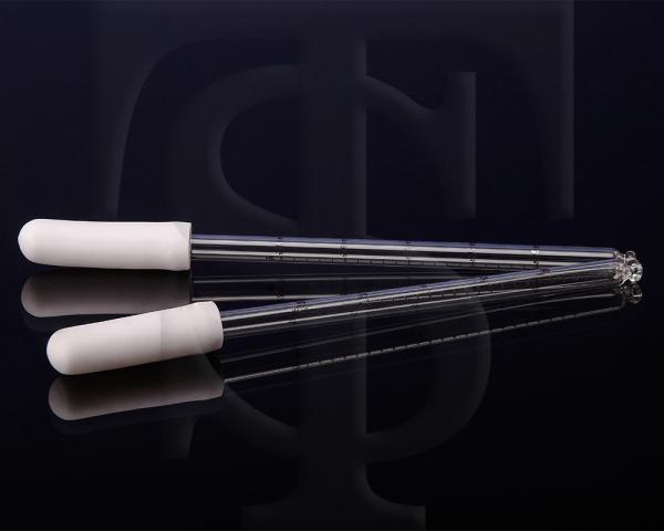 قطره چکان های شیشه ایی سایز 102و125مدرج جهت مصارف آرایشی و بهداشتی