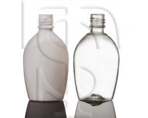 بطری پت ۱۰۰ سی سی شفاف و رنگی