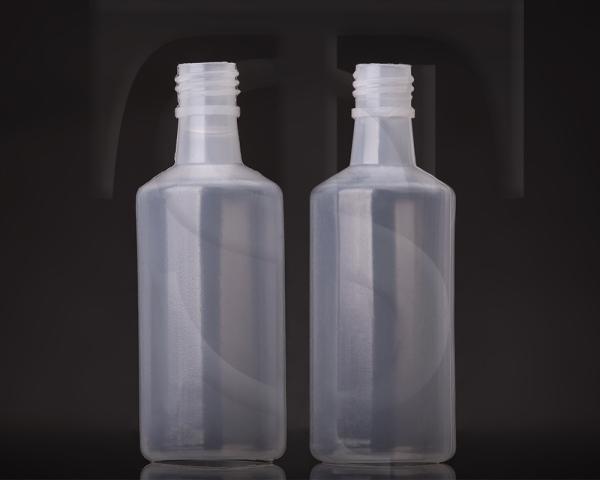 بطری های بادی با مواد بسیار نرم