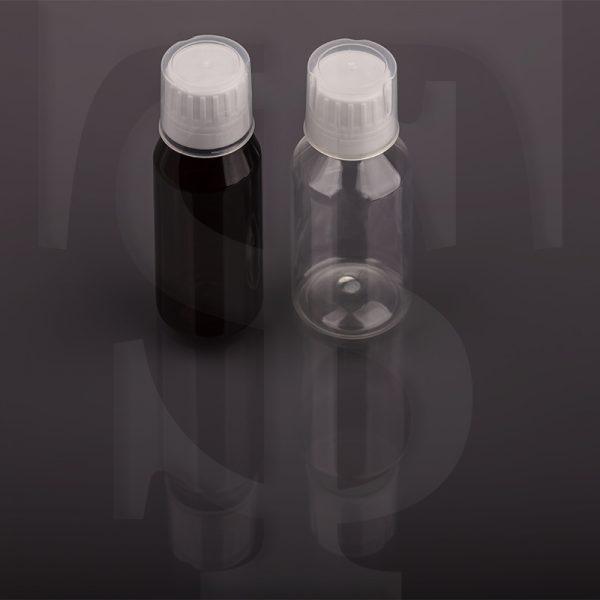 (کپ دارویی 28 فوم دار به همراه پیمانه 15 سی سی مخصوص کپ 28 (مخصوص بطری