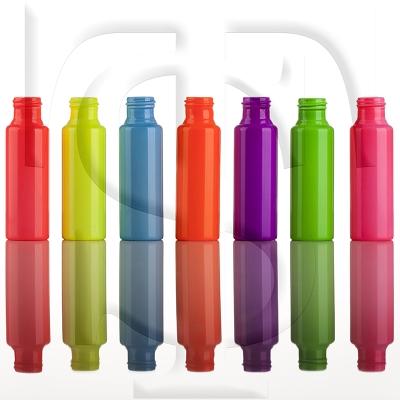 شفاگستران - شیشه ویال در رنگ های فسفری