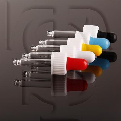 شفاگستران - قطره چکان به همراه مکنده های سیلیکونی برای انواع سایزهای پیپت شیشه ای